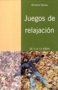 JUEGOS DE RELAJACION