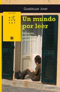 Un mundo por leer - Guadalupe Jover