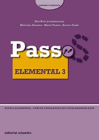 PASSOS 2 ELEMENTAL QUAD. 3