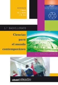 BACH 1 - CIENCIAS PARA EL MUNDO CONTEMPORANEO