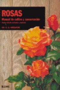 ROSAS - MANUAL DE CULTIVO Y CONSERVACION