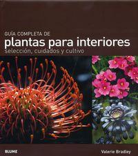 PLANTAS PARA INTERIORES - GUIA COMPLETA