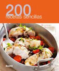 200 Recetas Sencillas - Aa. Vv.