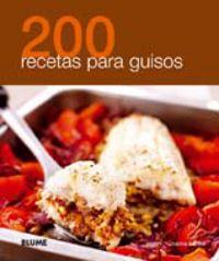 200 Recetas Para Guisos - Aa. Vv.