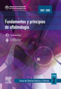 FUNDAMENTOS Y PRINCIPIOS DE OFTALMOLOGIA