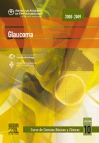GLAUCOMA - CURSO DE CIENCIAS BASICAS Y CLINICAS