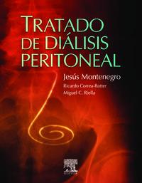 Tratado De Dialisis Peritoneal - Jesus Montenegro