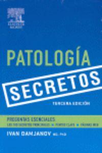 Patologia - Secretos (3ª Ed. ) - Ivan Damjanov
