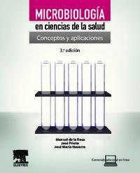 Microbiologia En Ciencias De La Salud - Conceptos Y Aplicaciones - M. De La Rosa