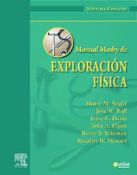 Manual Mosby De Exploracion Fisica (7ª Ed. ) - H. M. Seidel