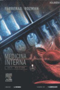 (17ª Ed) Farreras - Medicina Interna (2 Vols. ) - C. Rozman (ed)