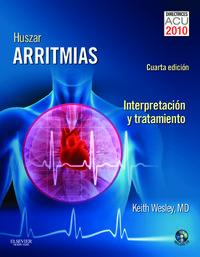 Huszar - Arritmias - Interpretacion Y Tratamiento (+dvd) - Keith Wesley