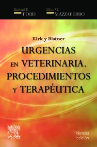 Urgencias En Veterinaria - Procedimiento Y Terapeutica - Richard  Ford  /  Elisa  Mazzaferro