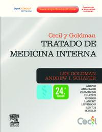 Cecil Y Goldman - Tratado De Medicina Interna (+expertconsult) - Lee  Goldman  /  Andrew  Schafer