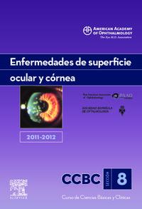 ENFERMEDADES DE SUPERFICIE OCULAR Y CORNEA 2011-2012
