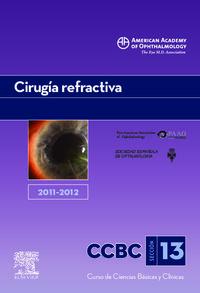 CIRUGIA REFRACTARIA 2011-2012