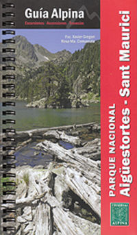 Parque Nacional Aiguestortes-Sant Maurici - F. Xavier Gregori / Rosa M. Comamala