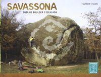 GUIA DE BOULDER SAVASSONA