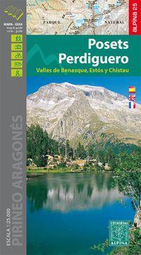 POSETS PERDIGUERO - MAPA Y GUIA 1: 25000