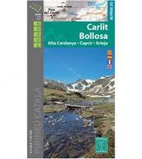 Mapa Carlit Bollosa 1: 30000 - Aa. Vv.