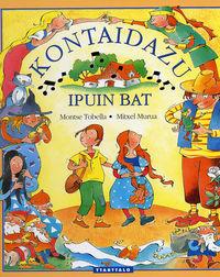 Kontaidazu Ipuin Bat - Concha Cardeñoso