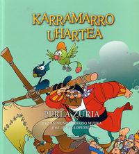 PERLA ZURIA - KARRAMARRO UHARTEA 5