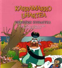 URREZKO ZUHAITZA - KARRAMARRO UHARTEA 6