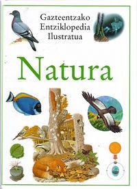 Natura - Gazteentzako Entziklopedia Ilustratua -