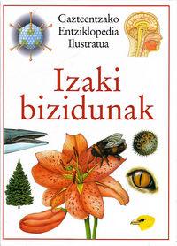 Izaki Bizidunak - Gazteentzako Entziklopedia Ilustratua -