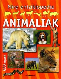 NIRE ENTZIKLOPEDIA - ANIMALIAK