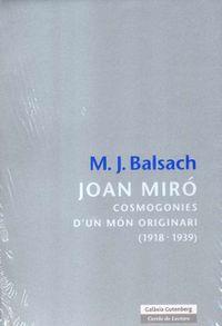 joan miro - Maria Josep Balsach Peig