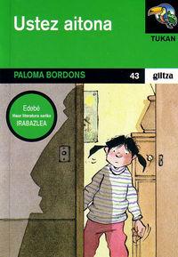 Ustez Aitona - Paloma Bordons