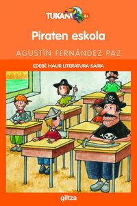 piraten eskola - Agustin Fernandez Paz