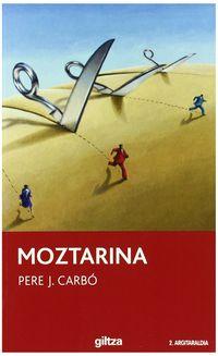 Moztarina - Pere J. Carbo