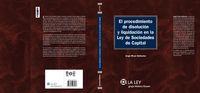 Procedimiento De Disolucion Y Liquidacion En La Ley De Sociedades - Jorge Moya Balester