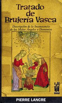 TRATADO DE BRUJERIA VASCA