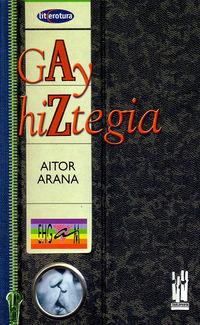 Gay Hiztegia - Aitor Arana