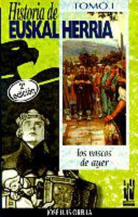 (I) HISTORIA EUSKAL HERRIA * VASCOS DE AYER