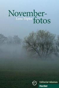 Novemberfotos - Aa. Vv.