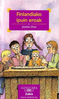 Finlandiako Ipuin Eroak - Joseba Ossa