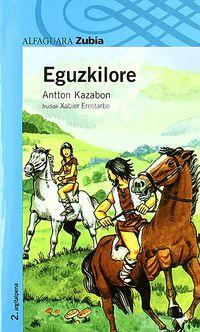 Eguzkilore - Antton Kazabon