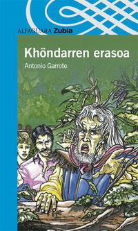 Khondarren Erasoa - Antonio Garrote