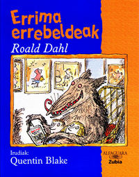 Errima Errebeldeak - Roald Dahl