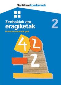 LH - ZENBAKIAK ETA ERAGIKETAK 2