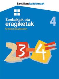 LH - ZENBAKIAK ETA ERAGIKETAK 4
