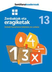 Lh - Zenbakiak Eta Eragiketak 13 - Batzuk