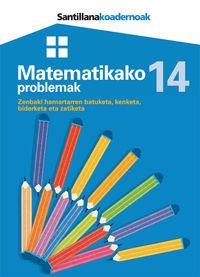 Lh - Matematikako Problemak 14 - Batzuk
