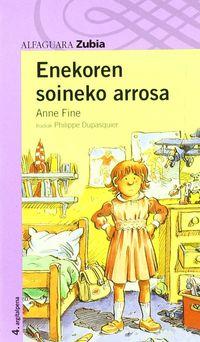 Enekoren Soineko Arrosa - Anne Fine