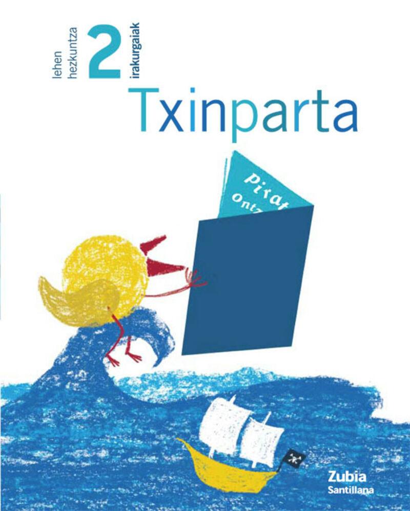 LH 2 - IRAKURGAIAK - TXINPARTA