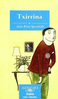 Txirrina - Juan Kruz Igerabide